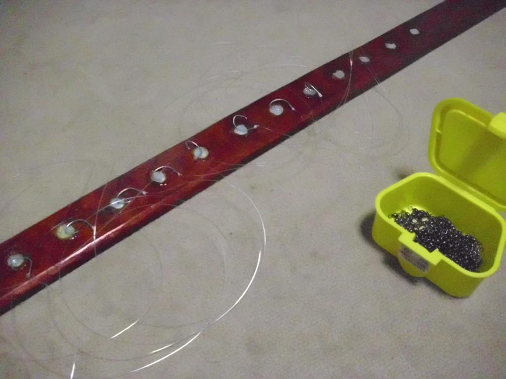 マグネット板を作る 其の二: ユリシーズ